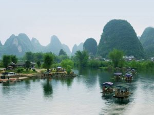 สถานที่เที่ยวจีน