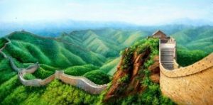 สถานที่สำคัญจีน